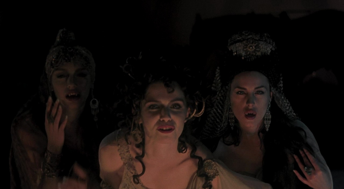 Le spose di Dracula nel film di Francis Ford Coppola