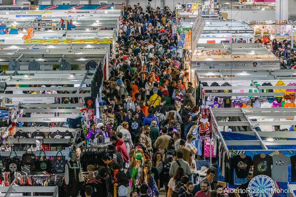 Cartoomics 2019: oltre 100 mila visitatori