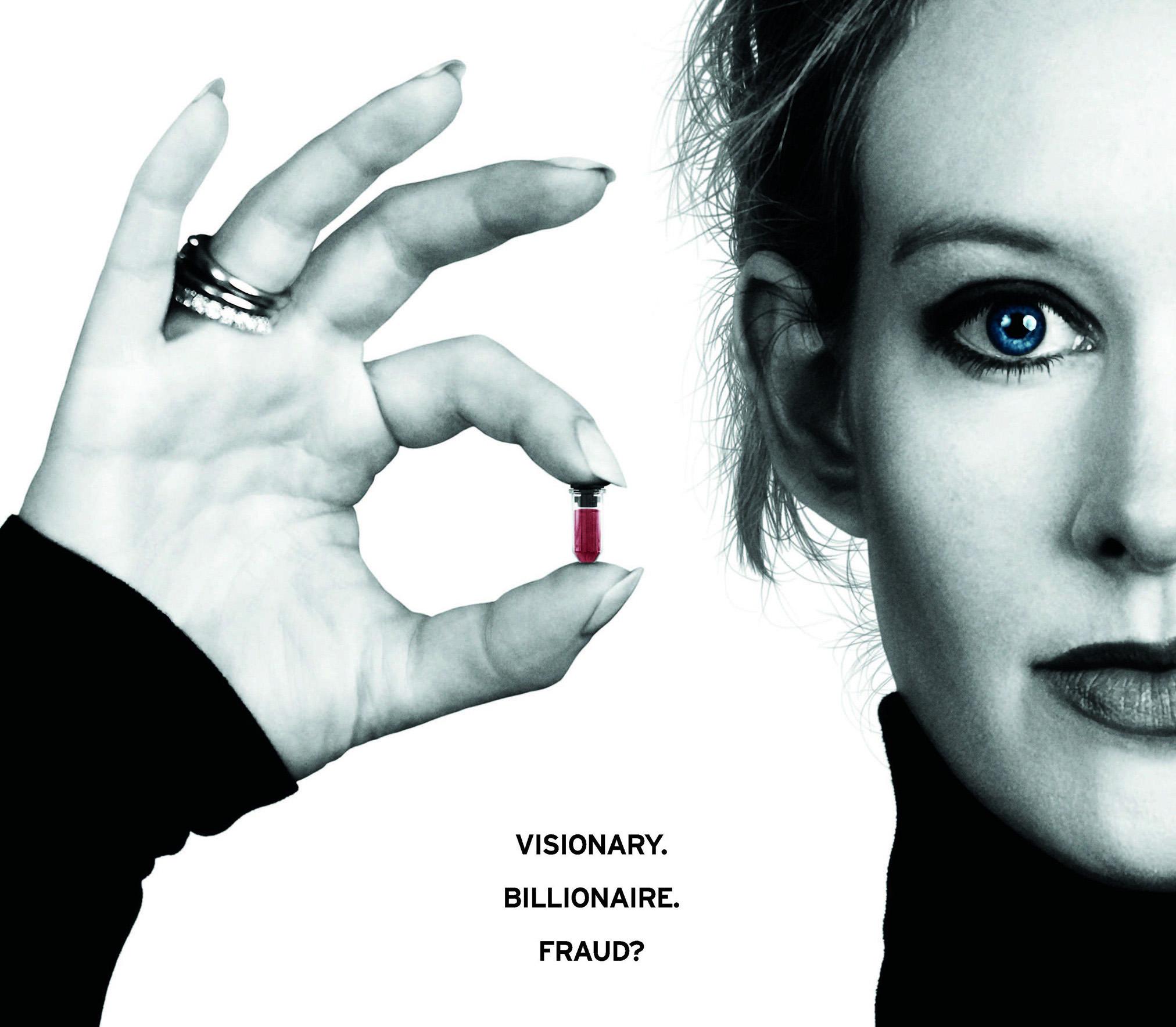 La storia di Elizabeth Holmes e Theranos raccontati in un documentario di HBO