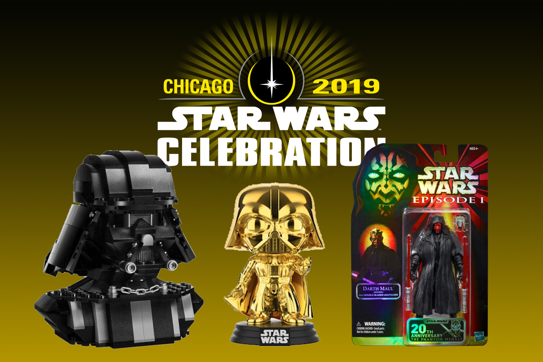 Star Wars Celebration 2019: tutte le esclusive di Funko, Lego e Hasbro