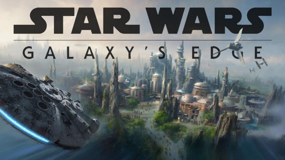 SWCC Day 3: Star Wars Galaxy's Edge