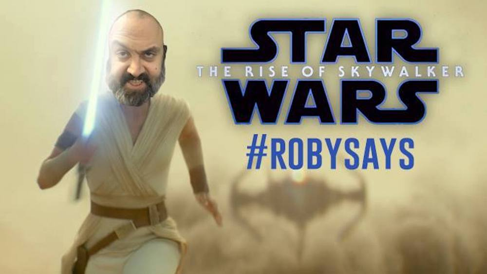 Star Wars: The Rise of Skywalker #ROBYSAYS Trailer Reaction