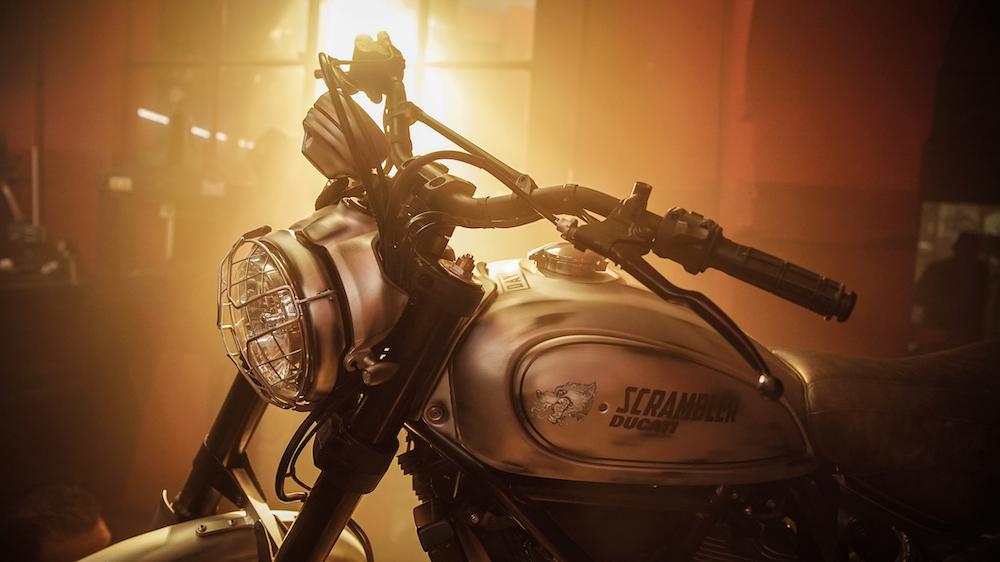 Con Days Gone puoi vincere una Ducati Scrambler