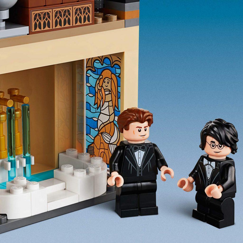 Calendario Dellavvento Harry Potter 2019.I Nuovi Set Di Harry Potter Ufficializzati Da Lego