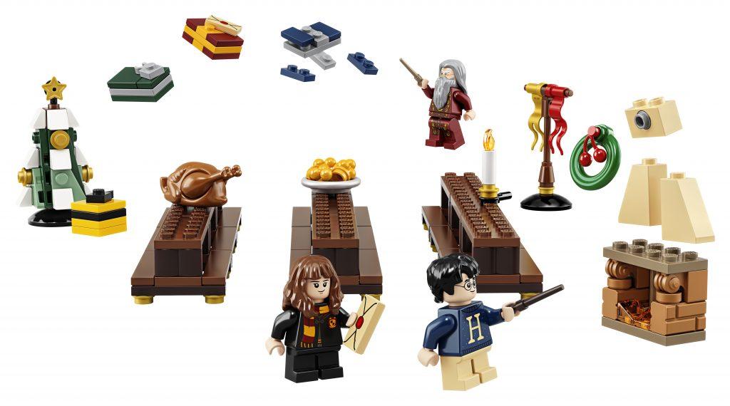 Calendario Harry Potter.I Nuovi Set Di Harry Potter Ufficializzati Da Lego