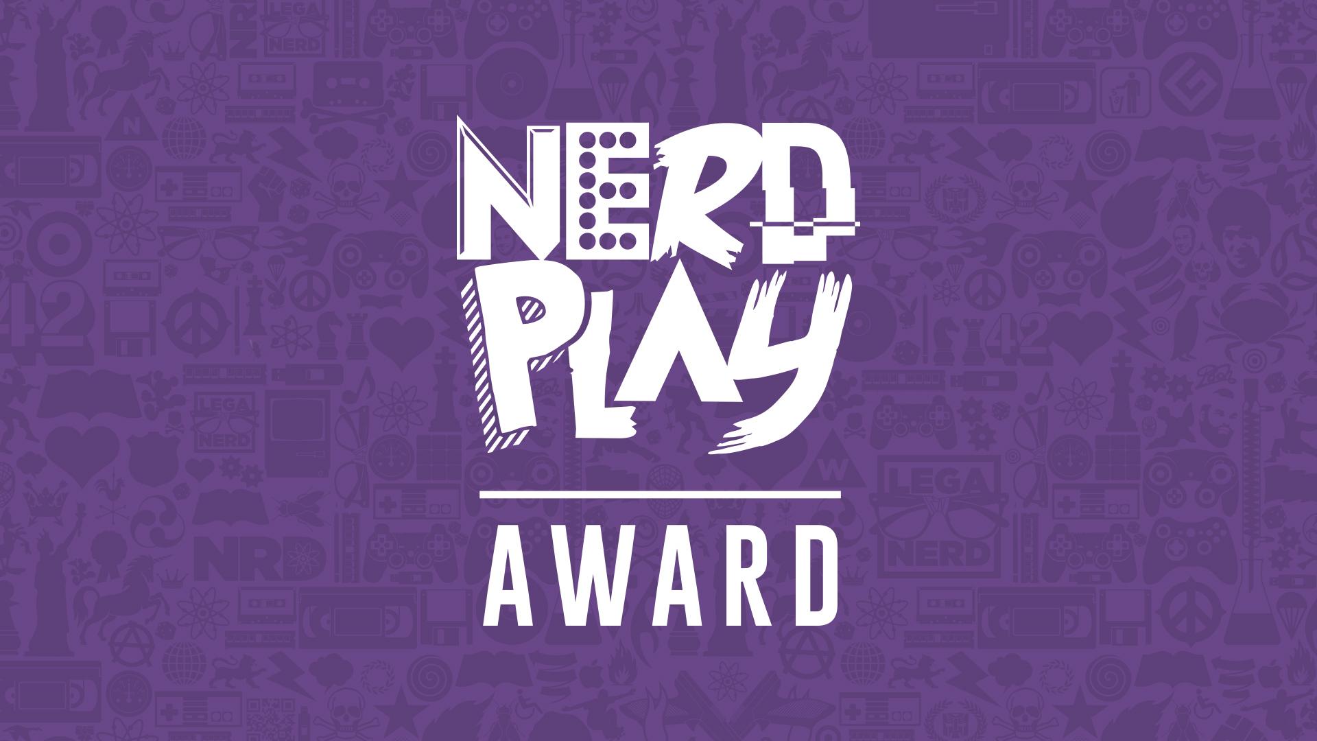 evocAzione vince il Nerd Play Award 2019