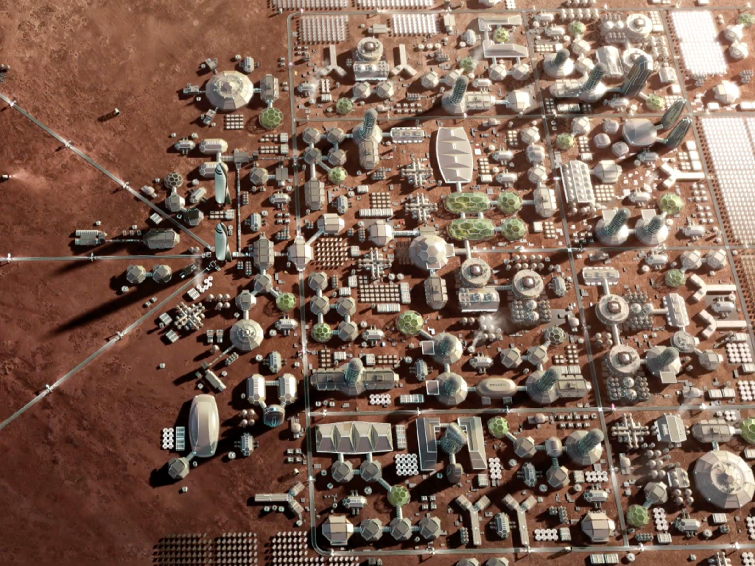Enrico Flamini: Colonizzare Marte? Si può fare