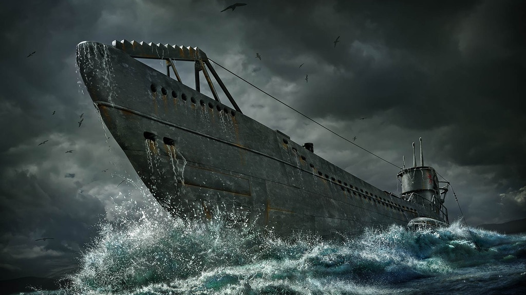 U-Boot: un boardgame per veri lupi di mare