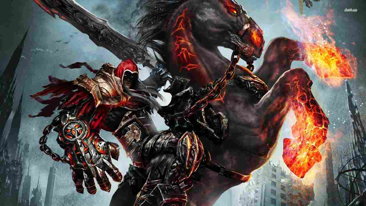 Darksiders Warmastered Edition ora disponibile per Nintendo Switch