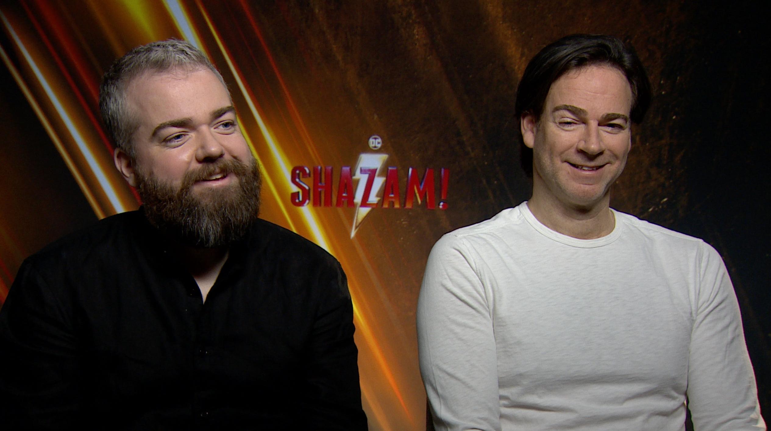 """Intervista a David F. Sandberg, regista di Shazam!: """"Passiamo la magia del cinema"""""""
