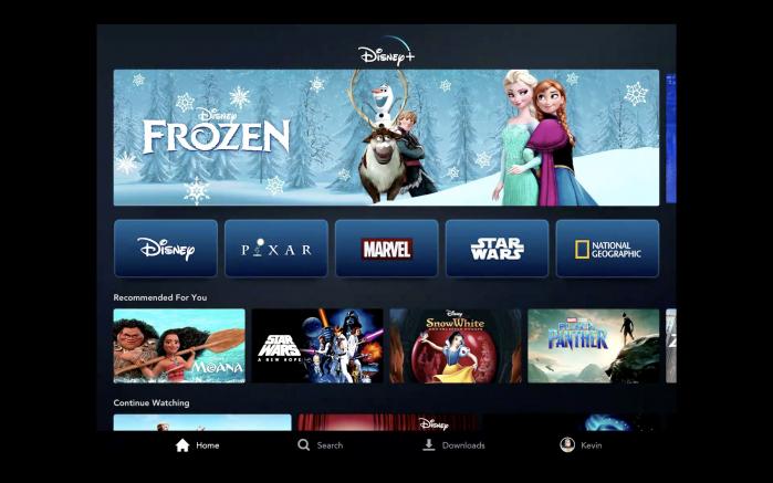 Netflix, azioni in calo dopo la presentazione di Disney+