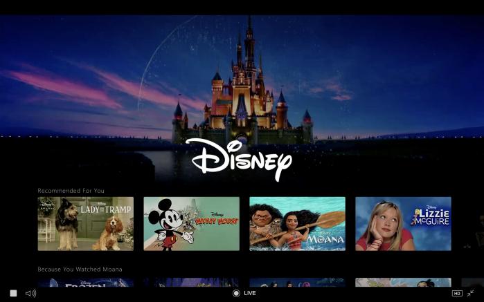 Disney+, rivelati prezzo e data d'uscita della nuova piattaforma streaming