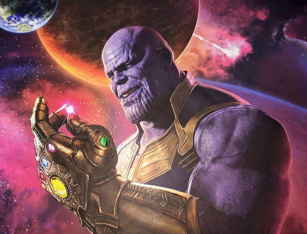l'easter egg di Thanos su Google