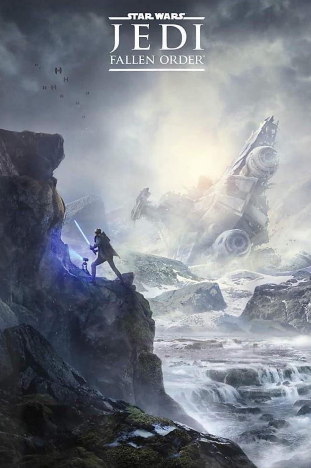 Star Wars Celebration: nuovi rumor sul videogame Jedi Fallen Order e il primo poster trapelato