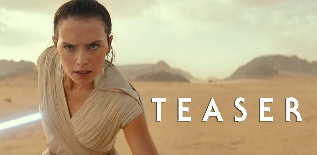 Star Wars: Episode IX – Ecco il Teaser Trailer!
