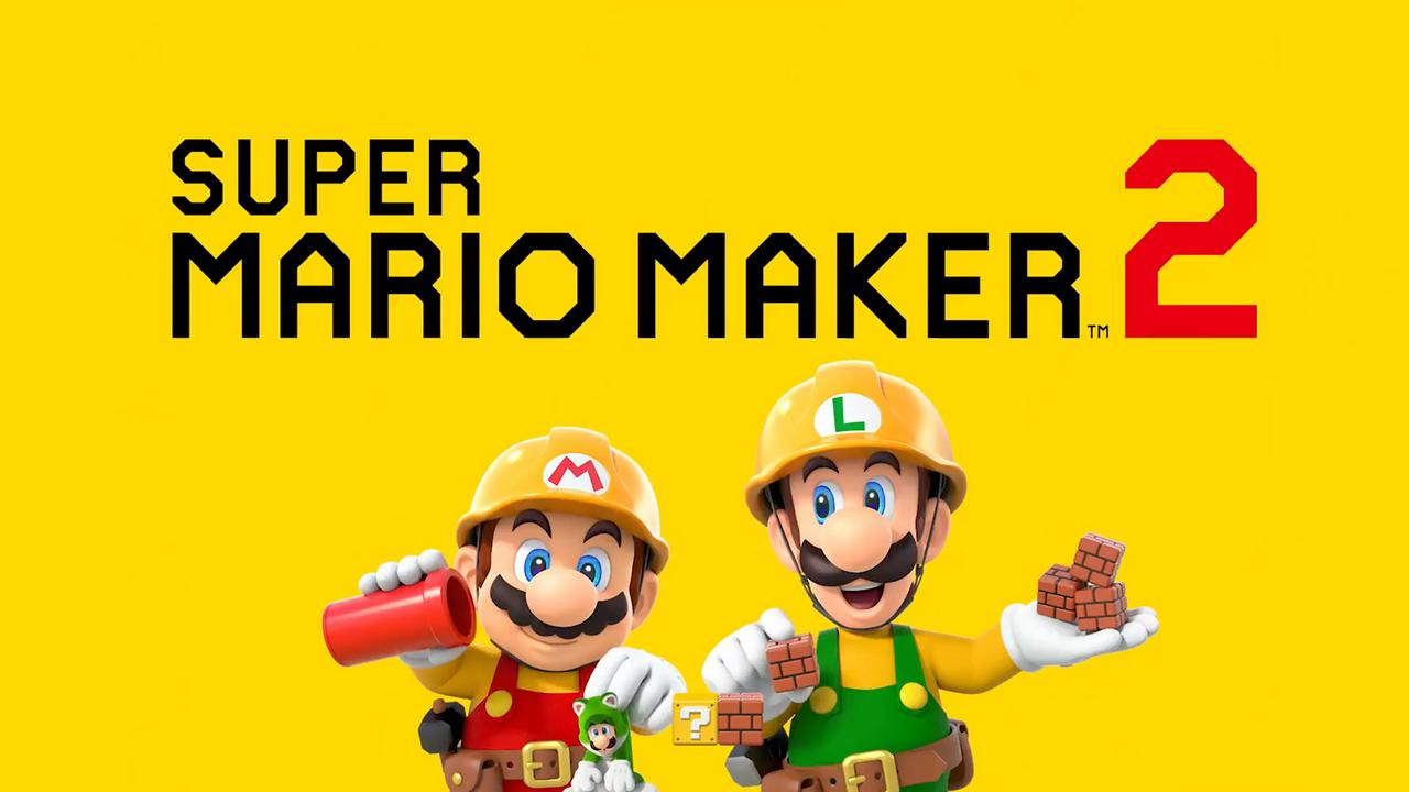 Mario Maker 2 arriva il 28 giugno
