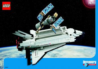 lego ideas ucs space shuttle atlantis - photo #10
