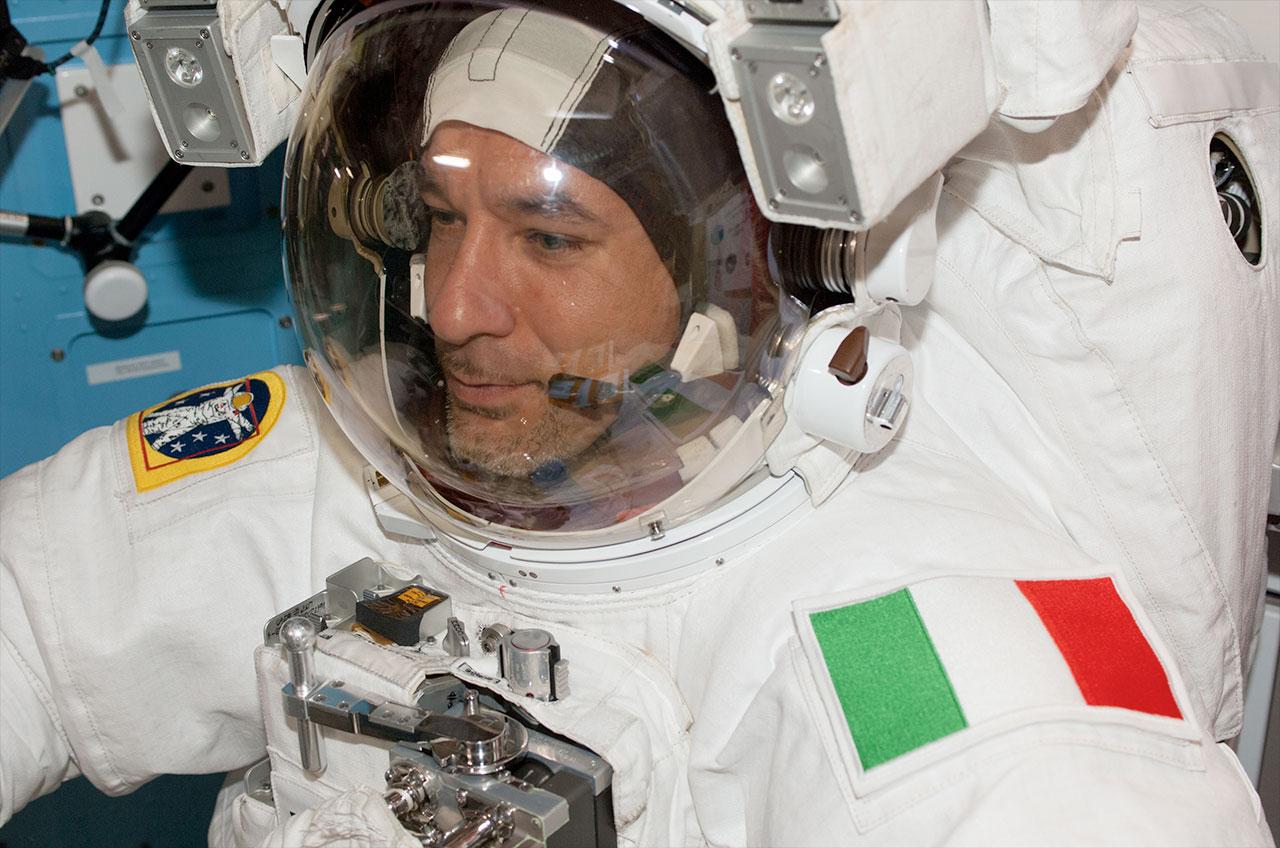 Beyond: una nuova missione nello spazio per Luca Parmitano