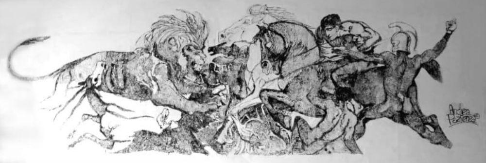 Andrea Pazienza, una petizione per rendere accessibile il suo murale