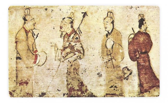 Eunuchi nella corte cinese