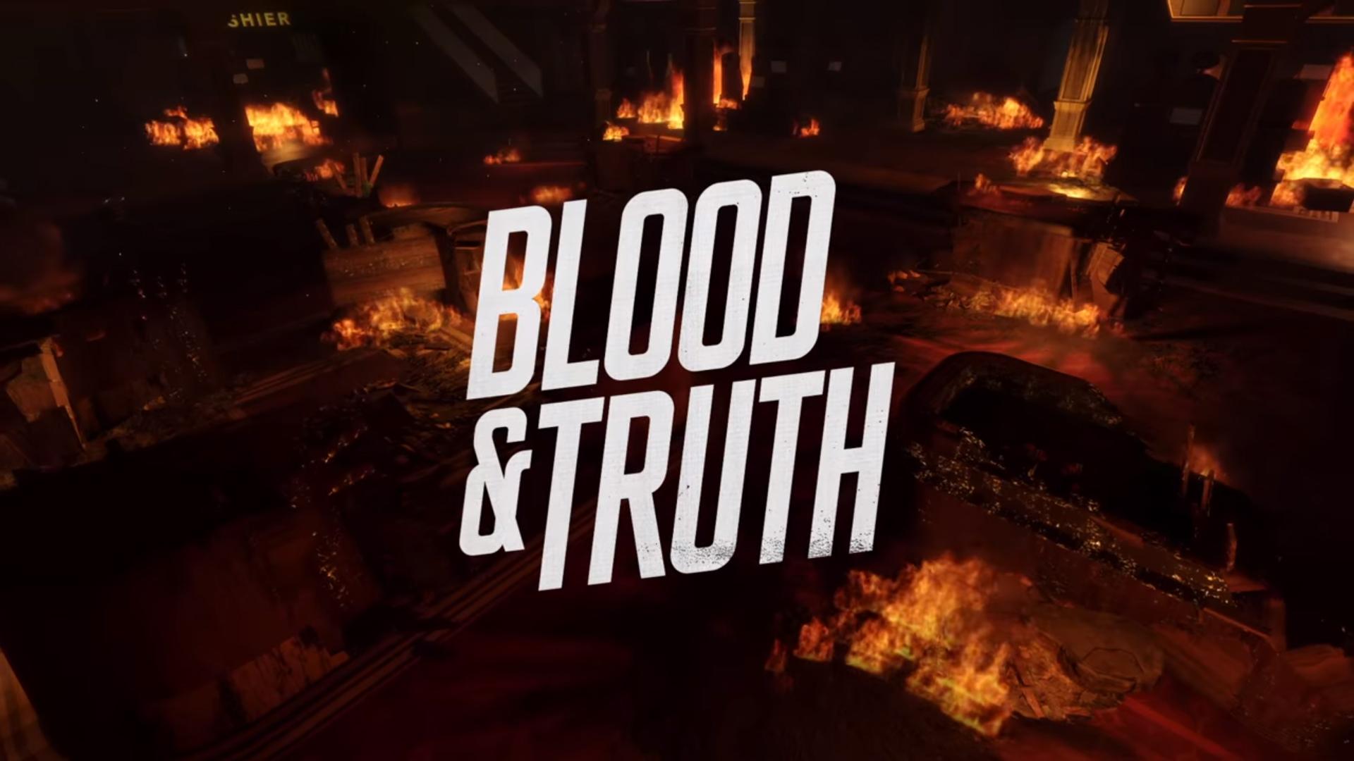 Sony pubblica un nuovo trailer di Blood & Truth