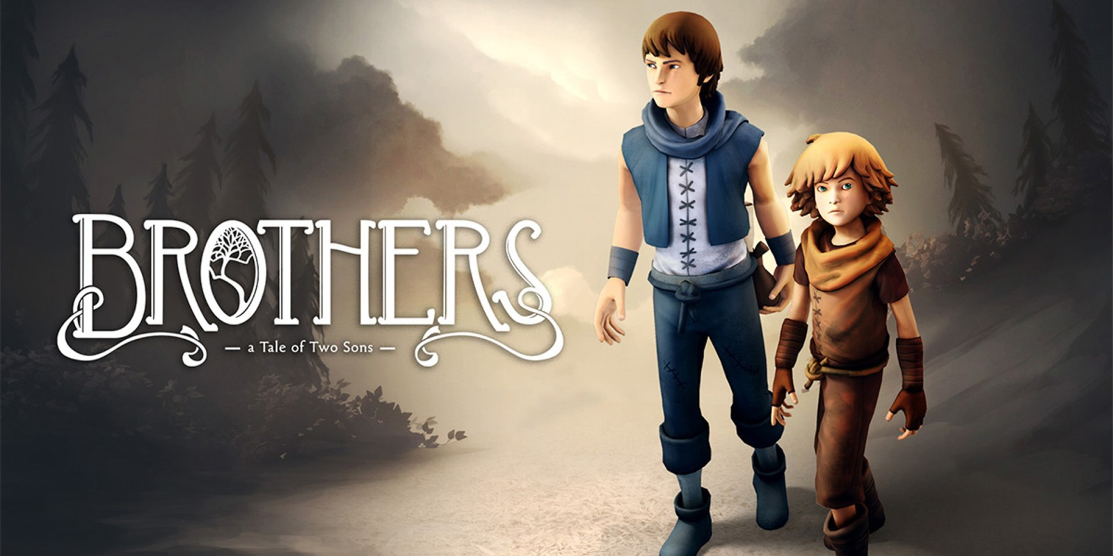Brothers: A Tale of Two Sons arriva anche su Switch