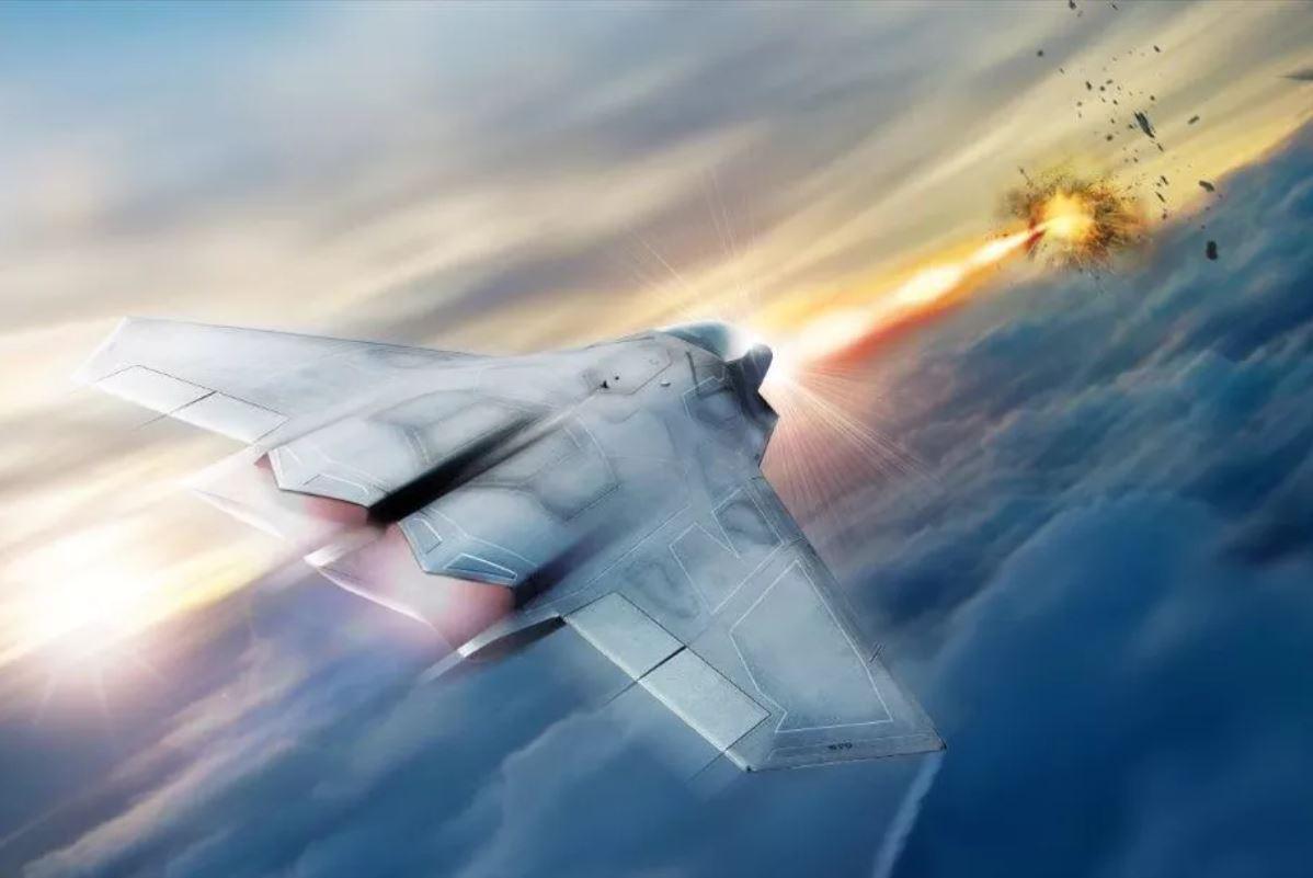 L'US Air Force ha usato per la prima volta un cannone laser per distruggere un missile