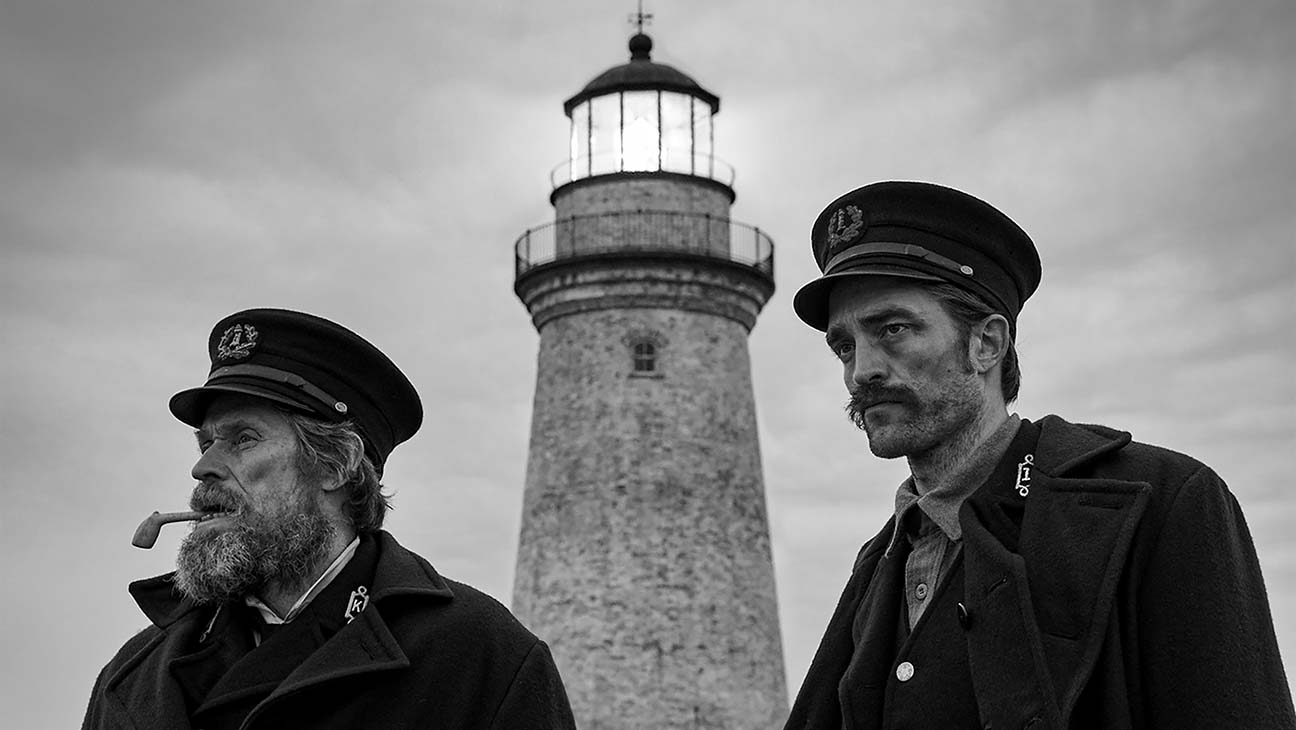 The Lighthouse: ecco il nuovo trailer del film horror con Robert Pattinson e Willem Dafoe