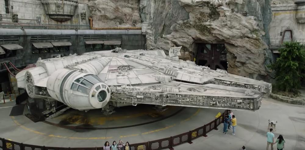 Ecco il video della cerimonia di apertura di Star Wars: Galaxy's Edge presente ad Anaheim