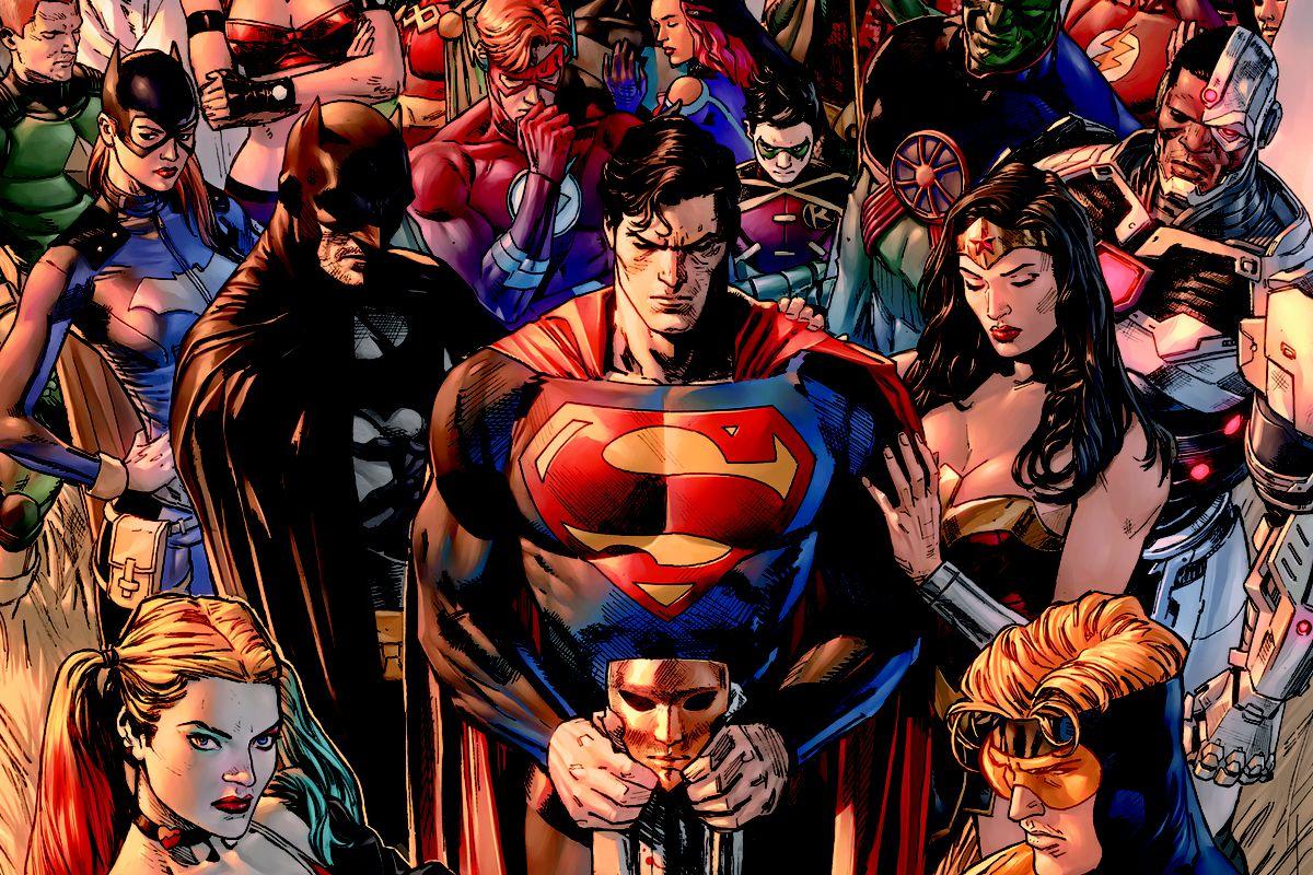 Heroes in Crisis: cosa si nasconde nelle menti turbate degli eroi DC Comics?