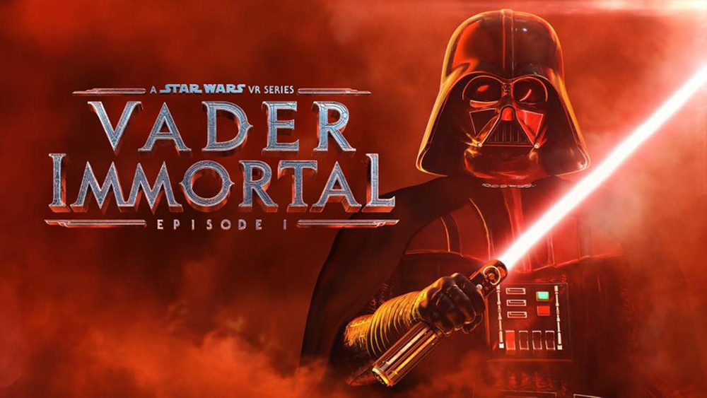 Annunciata la data di lancio di Star Wars VR series: Vader Immortal episode I