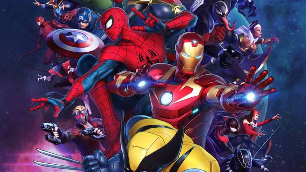 Marvel Ultimate Alliance 3 torna a mostrarsi in video