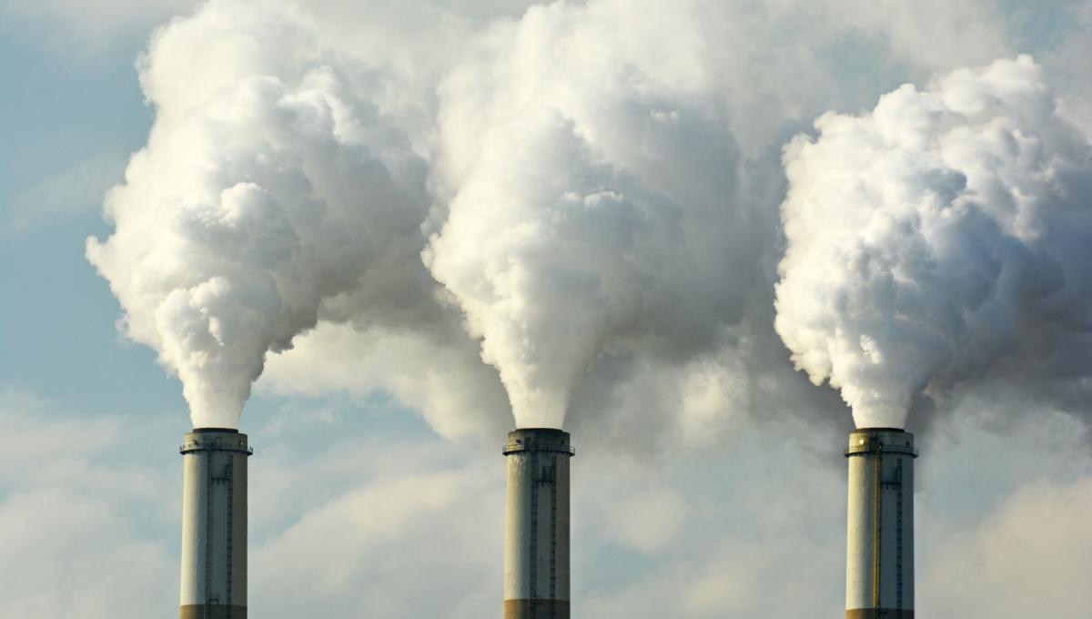 Non c'è mai stata così tanta CO2 nell'aria nella storia del nostro pianeta