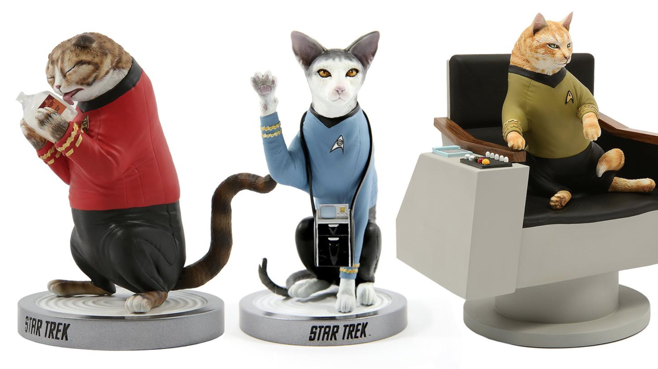 Star Trek Cats by Chronicle Collectibles
