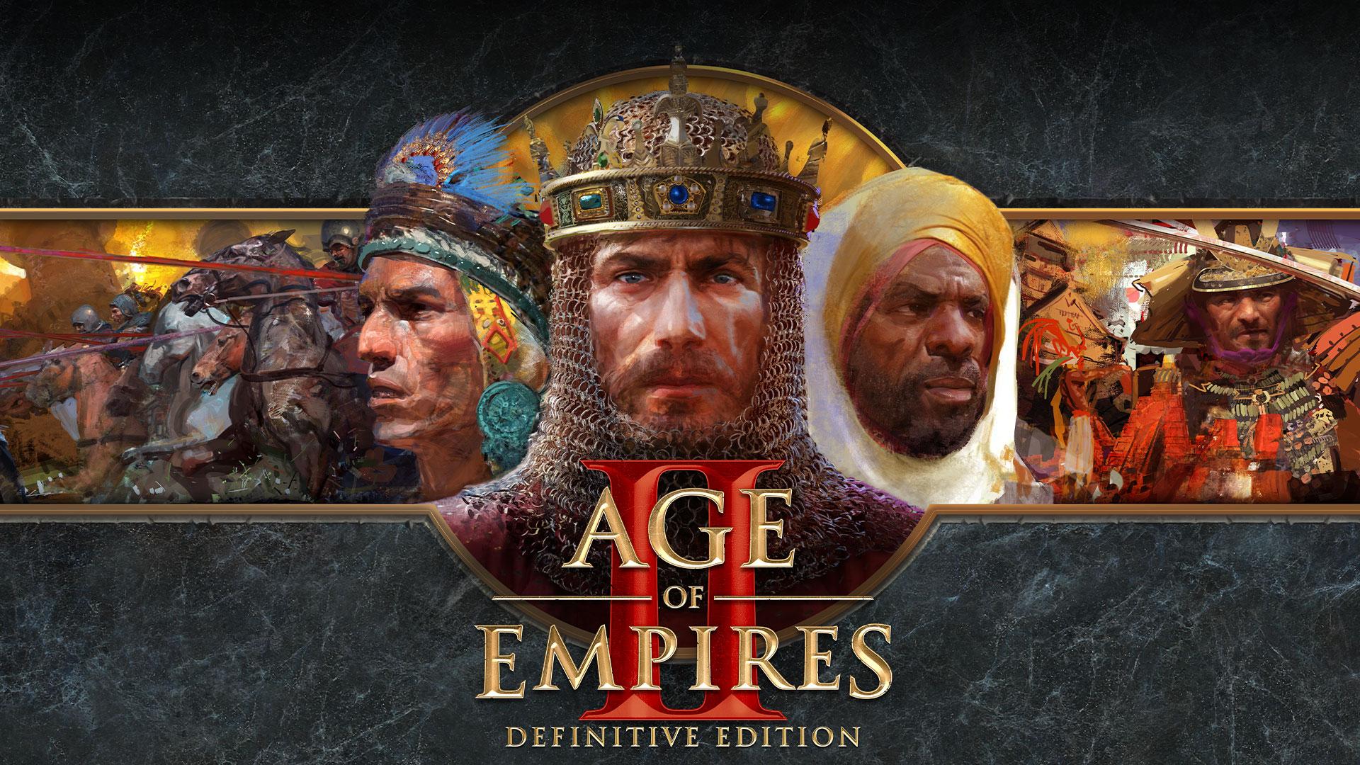 Annunciata la Age of Empires II Definitive Edition