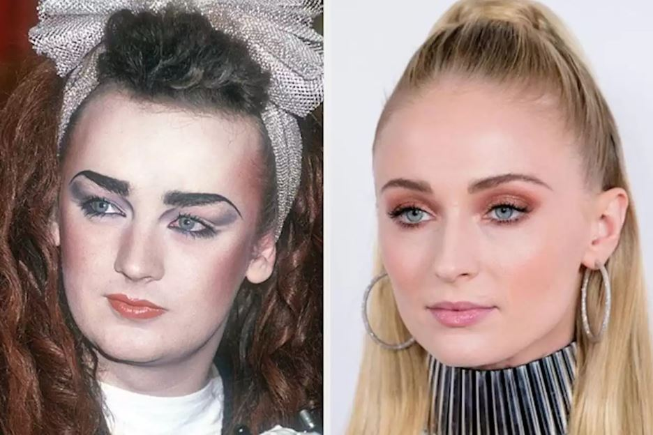 E se Sophie Turner interpretasse Boy George nel suo biopic?