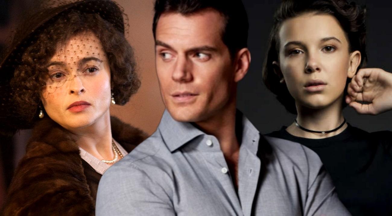 Henry Cavill sarà Sherlock Holmes nel nuovo film con Millie Bobby Brown
