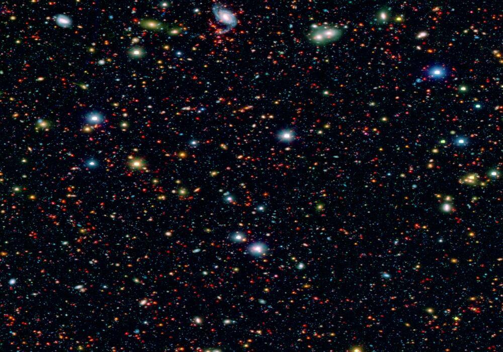 La vita sarebbe possibile anche in universo a due dimensioni
