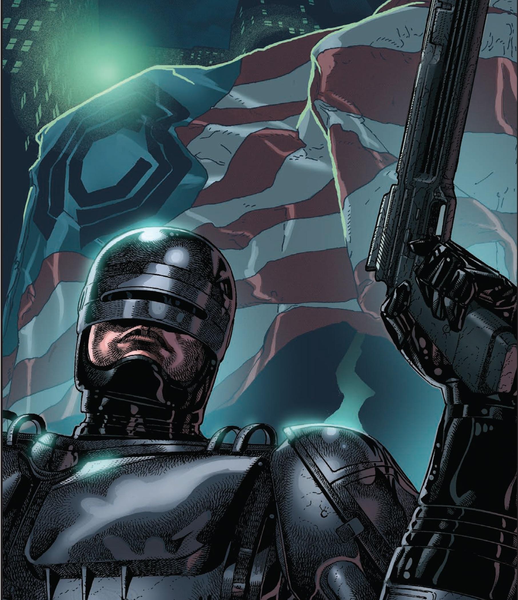 Il ritorno di RoboCop: Vivo o Morto vol. 1 - Anteprima Esclusiva
