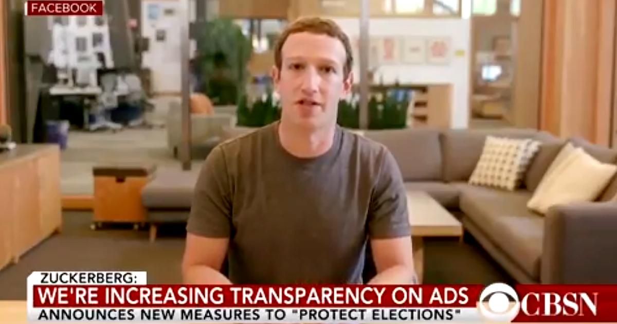 L'inquietante video DeepFake con Mark Zuckerberg