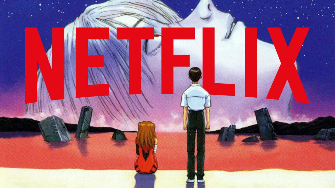 È ufficiale: Netflix rifarà l'adattamento di Evangelion