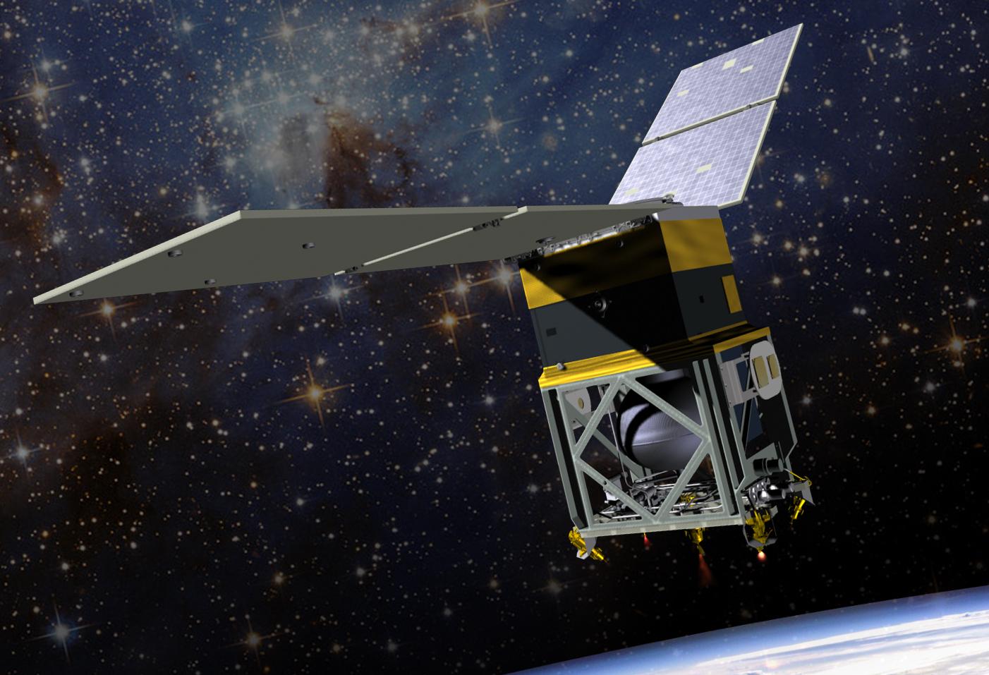 Un propellente verde per i lanci spaziali
