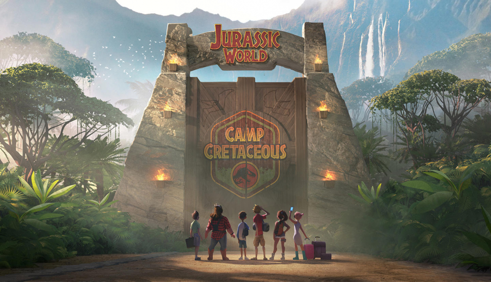 Netflix e Dreamworks annunciano Jurassic World Camp Cretaceous