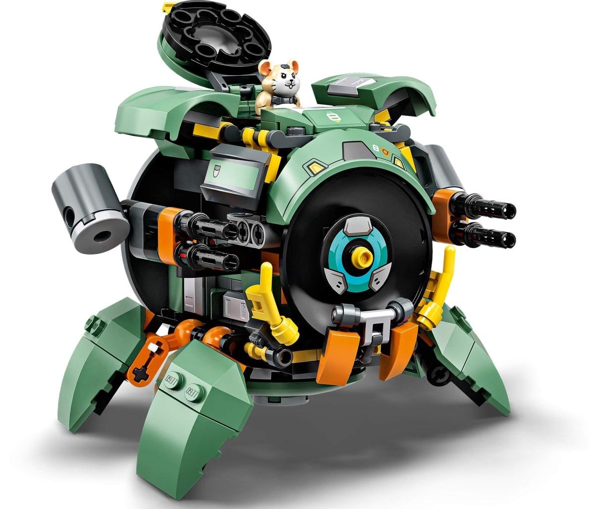 Le immagini dei prossimi due set LEGO Overwatch