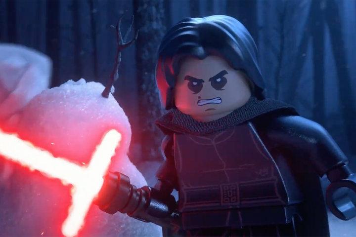 Annunciato LEGO Star Wars: La Saga degli Skywalker