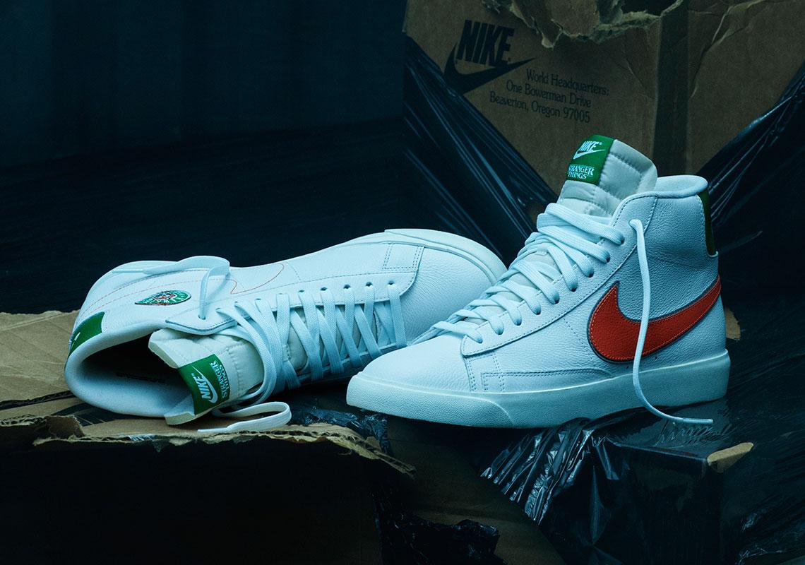 Nike x Stranger Things: in arrivo la collezione Hawkins High School