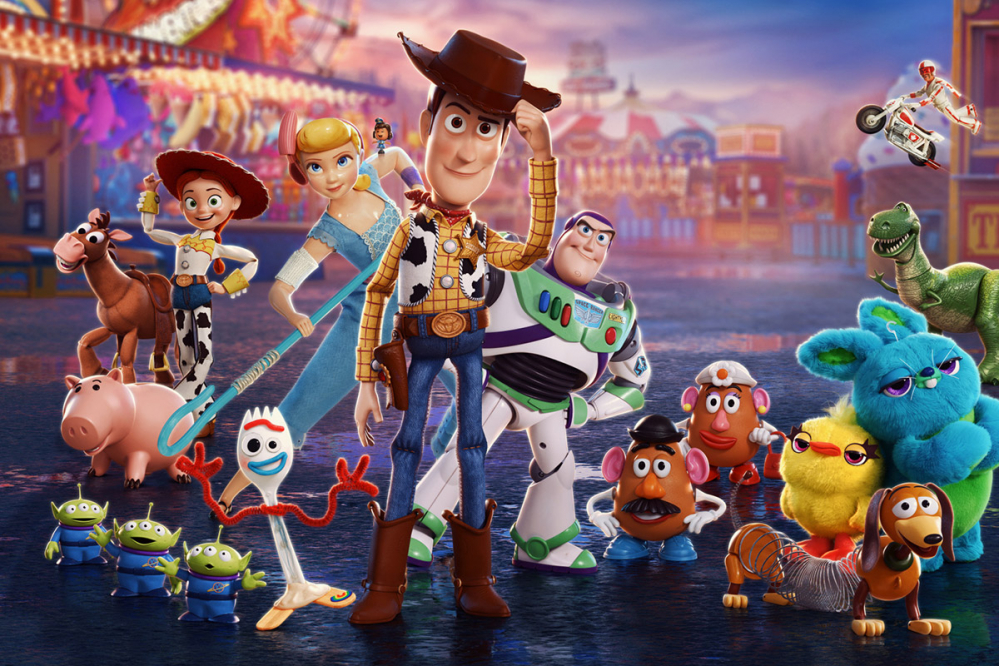 Toy Story 4 è da oggi nelle sale cinematografiche italiane