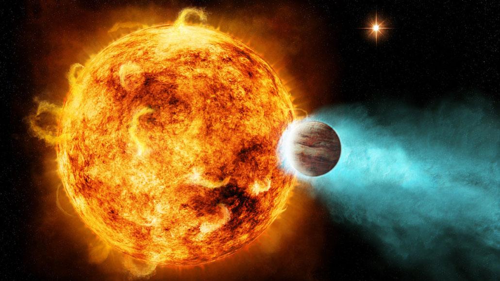 TESS conferma l'esistenza di un nuovo tipo di pianeti: simili a Nettuno, ma roventi