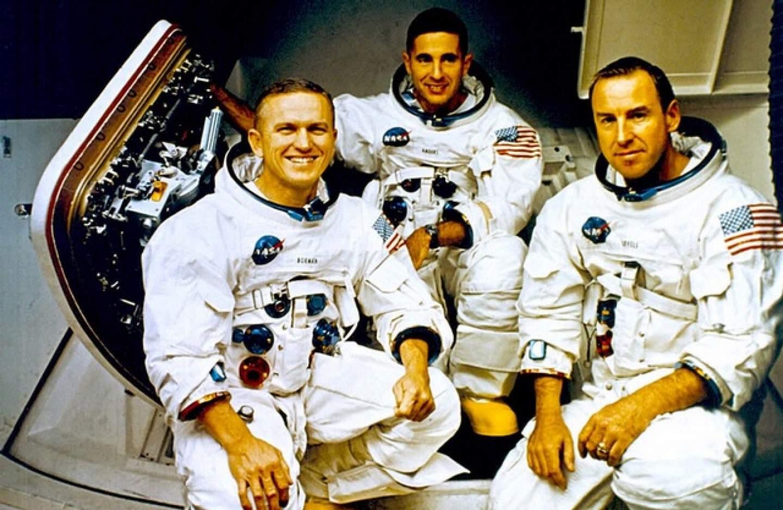 Apollo 8: in lavorazione una serie TV dedicata alla prima missione che arrivò fino alla Luna
