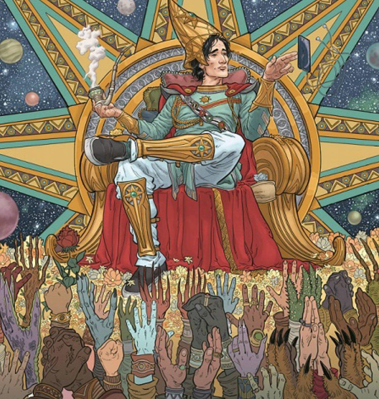 I Maestri, la folle e visionaria avventura fantasy splatter di Steve Skroce